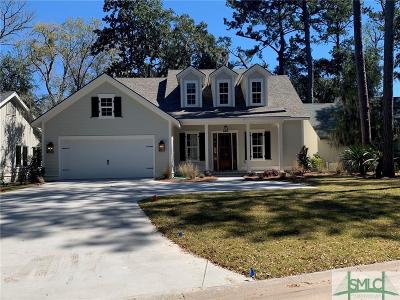 Savannah Single Family Home For Sale: 7 Southerland Road