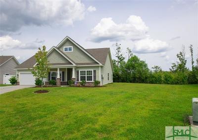 Pooler Single Family Home For Sale: 62 Belle Gate Court