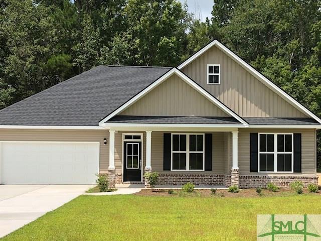 237 Shiloh, Brooklet, GA, 30417, Brooklet Home For Sale