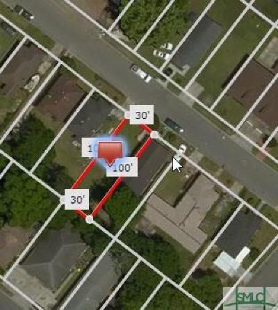 Savannah Residential Lots & Land For Sale: Krenson Street