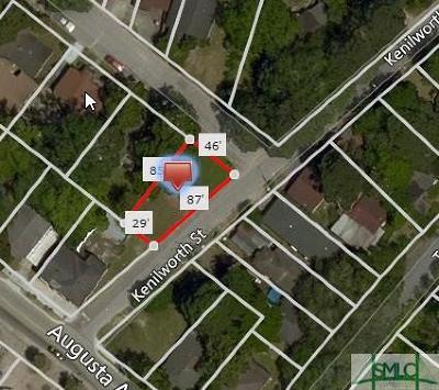 Savannah Residential Lots & Land For Sale: Cullman Street