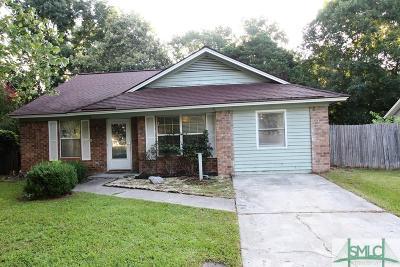 Richmond Hill Single Family Home For Sale: 191 Falcon Drive