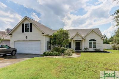 Pooler Single Family Home For Sale: 54 Gateway Drive