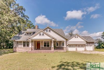 Townsend Single Family Home For Sale: 1445 Eagle NEck Drive NE