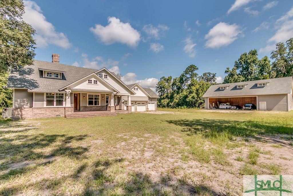 1445 Eagle Neck, Townsend, GA, 31331, Townsend Home For Sale