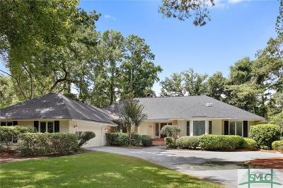 Savannah Single Family Home For Sale: 1 Baywood Lane