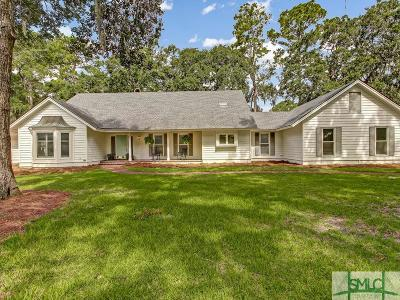 Savannah Single Family Home Active Contingent: 4 Dunsmuir Lane
