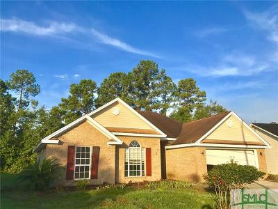 Pooler Single Family Home For Sale: 108 Old Whaling Way
