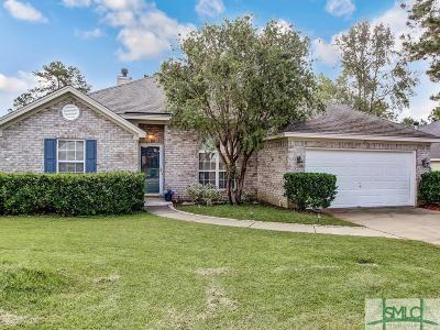 Rincon Single Family Home For Sale: 321 Keller Road