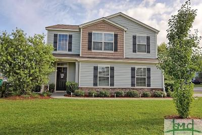Pooler Single Family Home For Sale: 330 Hitching Post Lane