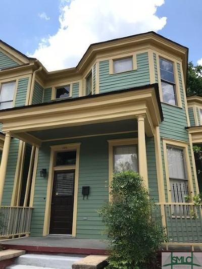 Savannah Single Family Home For Sale: 2201 Barnard Street