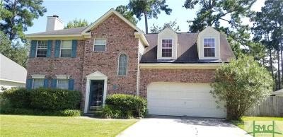 Savannah GA Single Family Home Active Contingent: $149,900