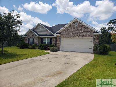 Pooler Single Family Home For Sale: 45 Tranquil Place