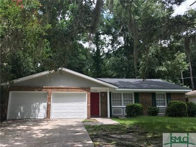 Savannah Single Family Home For Sale: 306 San Anton Drive