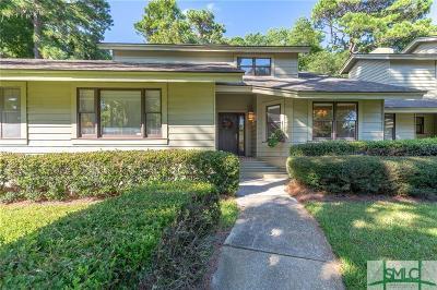 Savannah Condo/Townhouse For Sale: 17 N Franklin Creek Road