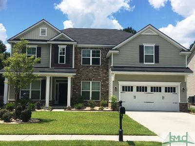 Savannah Single Family Home For Sale: 164 Grayson Avenue