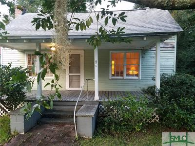 Rincon Single Family Home For Sale: 406 N Lexington Avenue