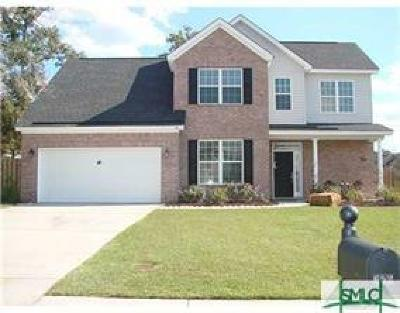 Single Family Home For Sale: 652 Bristol Way