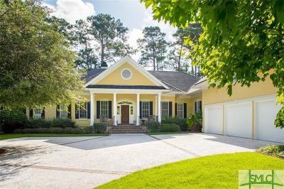 Savannah Single Family Home For Sale: 12 Shellwind Drive