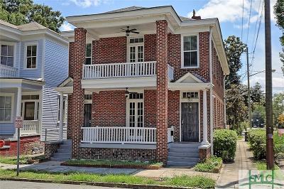 Savannah Multi Family Home For Sale: 501 E 40th Street