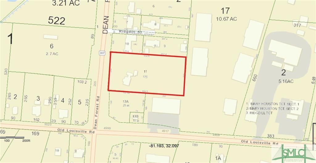 204-206 Dean Forest, Garden City, GA, 31408, Garden City Home For Sale