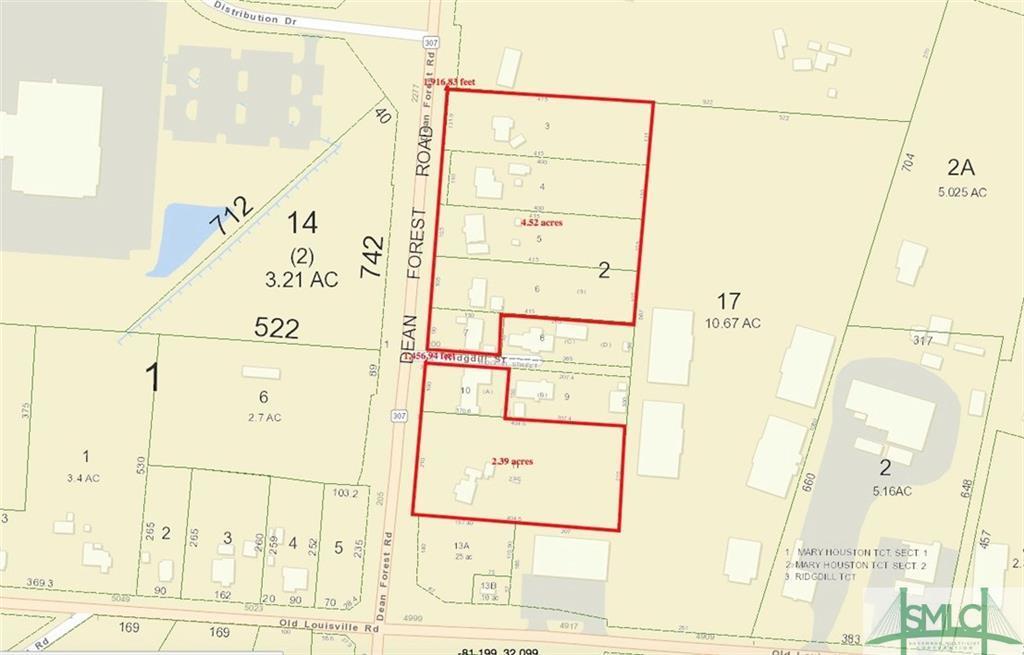 214-222 Dean Forest, Garden City, GA, 31408, Garden City Home For Sale