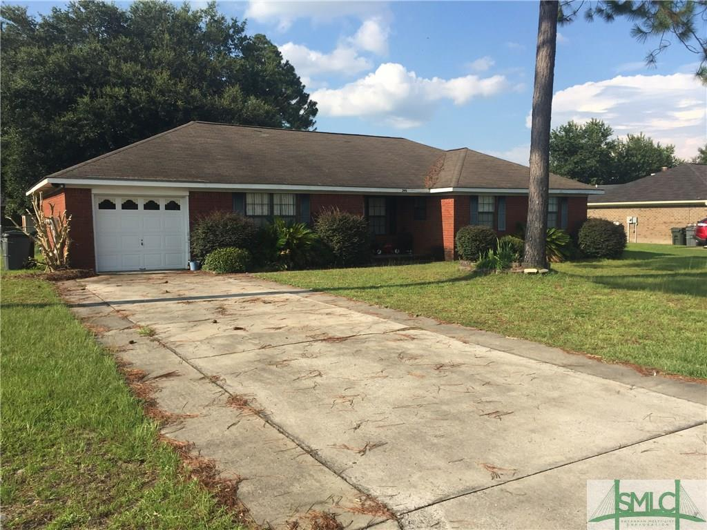 246 Stephanie, Allenhurst, GA, 31301, Allenhurst Home For Sale