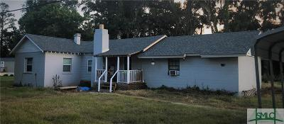 Savannah Multi Family Home For Sale: 291, 297 And 303 Cottonvale Road