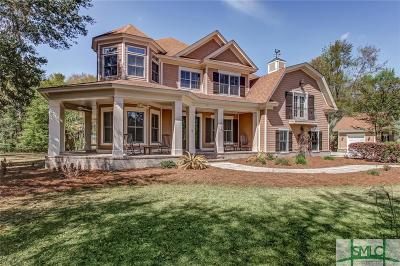 Pooler Single Family Home For Sale: 127 Sussex Retreat