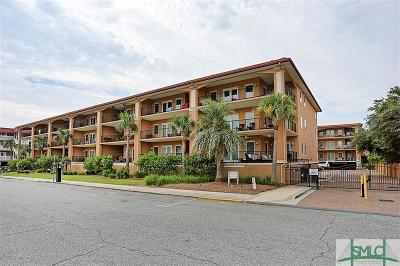 Tybee Island Condo/Townhouse For Sale: 3 15th Street #309