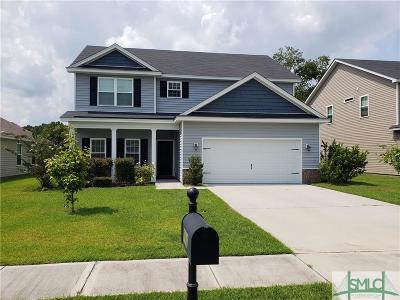 Savannah Single Family Home For Sale: 111 Wall Street