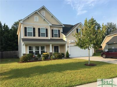Pooler Single Family Home For Sale: 310 Casey Drive