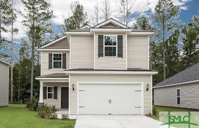 Richmond Hill Single Family Home For Sale: 207 Hammock Drive
