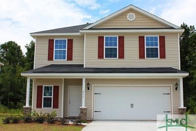 Richmond Hill Single Family Home For Sale: 179 Hammock Drive