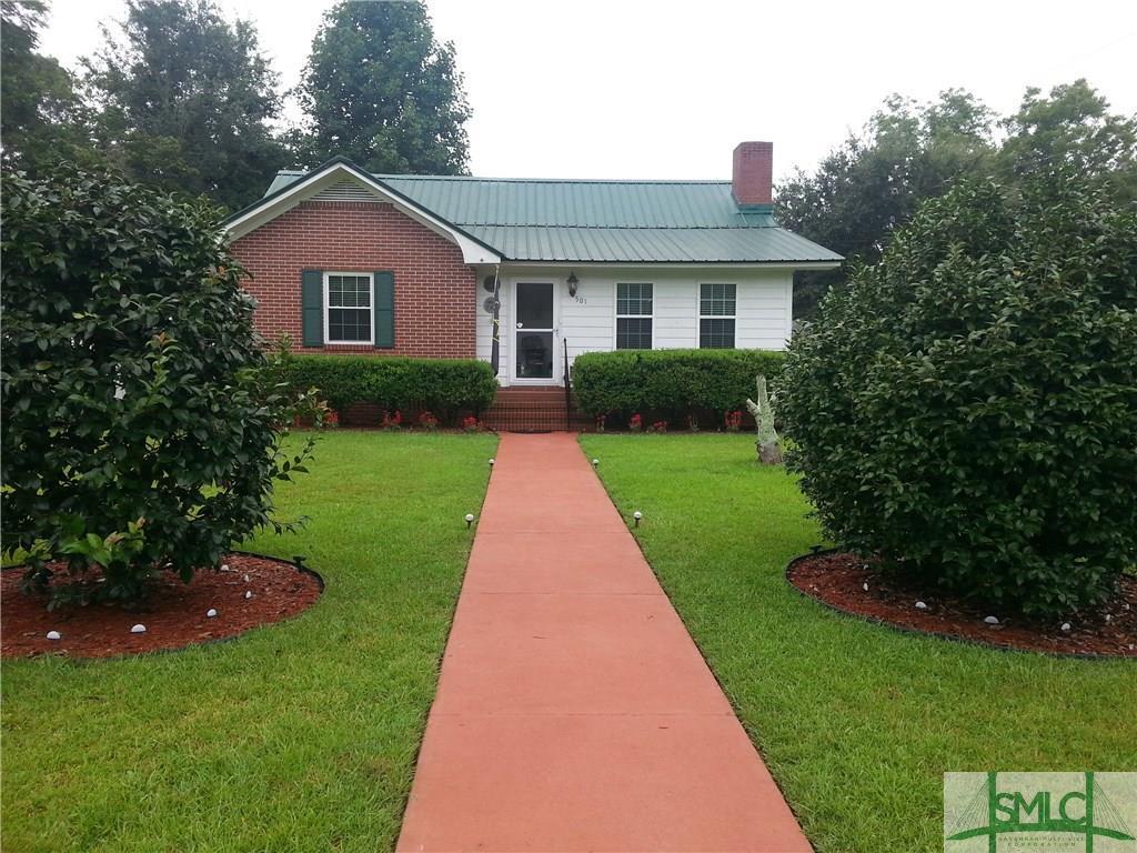 501 Marietta, Glennville, GA, 30427, Glennville Home For Sale