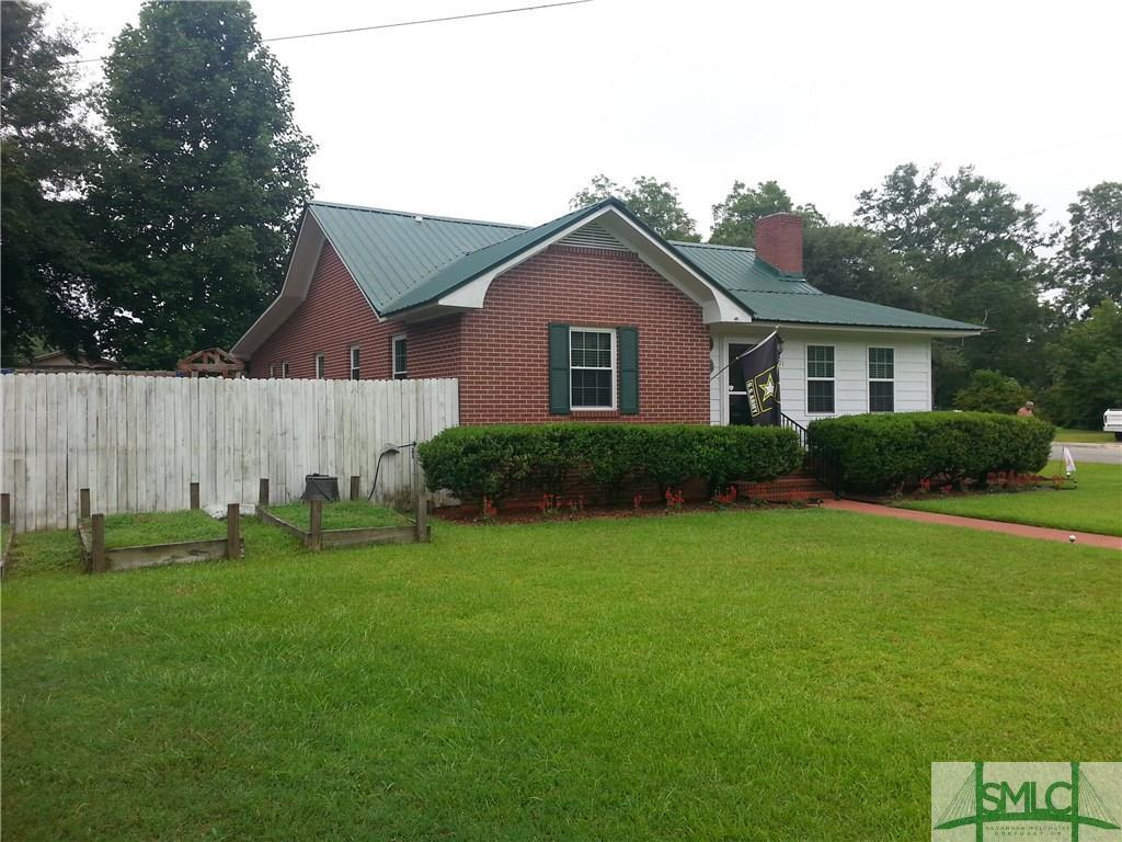 501 Marietta, Glennville, GA, 30427, Glennville Home For Sale
