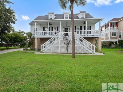 Savannah Single Family Home For Sale: 23 Shad River Road