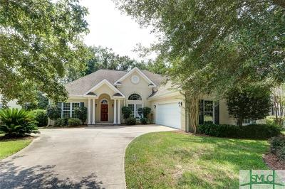 Savannah Single Family Home For Sale: 67 White Oak Bluff