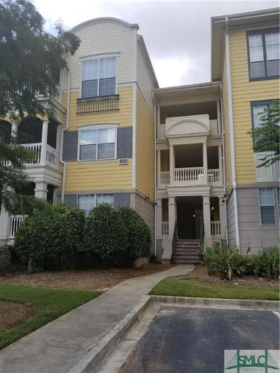 Savannah Condo/Townhouse For Sale: 2717 Whitemarsh Way #2717