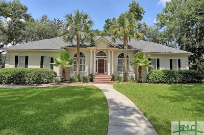 Savannah Single Family Home For Sale: 7 N Marsh Road
