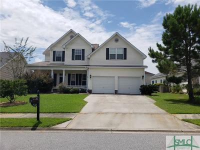 Savannah GA Single Family Home For Sale: $246,800