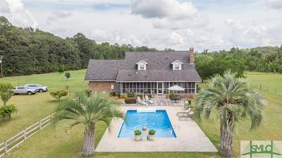 Single Family Home Active Contingent: 2527 Ga Highway 119 Highway N
