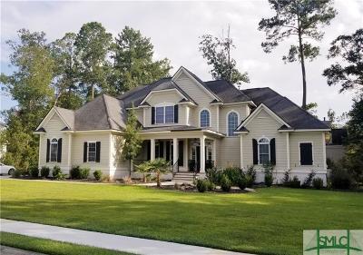 Savannah GA Single Family Home For Sale: $549,900