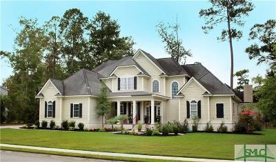 Single Family Home For Sale: 24 E Oakcrest Drive