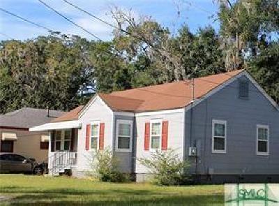 Savannah Condo/Townhouse For Sale: 228 W 73rd Street