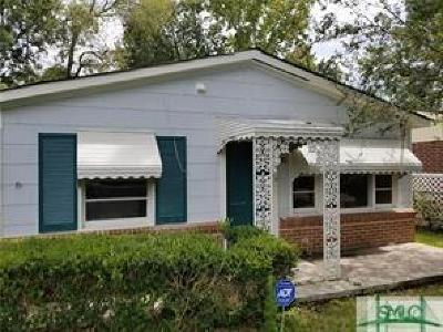 Savannah Condo/Townhouse For Sale: 908 Carroll Street