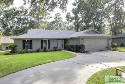 Savannah Single Family Home For Sale: 9 Levee Road