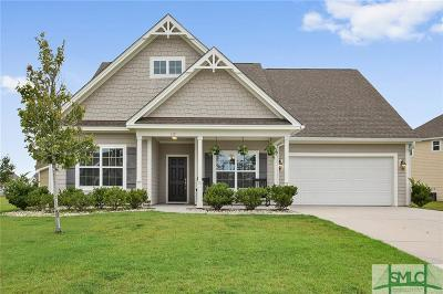 Pooler Single Family Home For Sale: 117 Belle Gate Drive