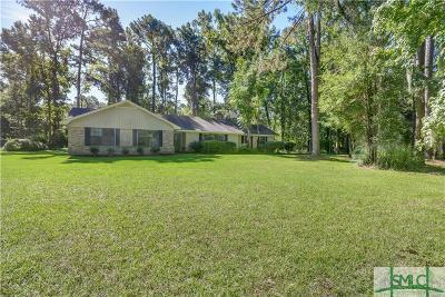 Richmond Hill Single Family Home For Sale: 149 Mill Run Road