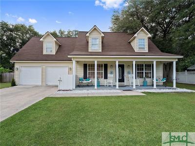 Rincon Single Family Home For Sale: 15 Oakridge Circle